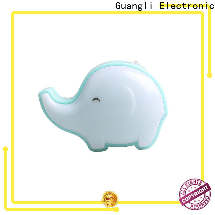 Guangli Latest kids plug in night light for business for bedroom