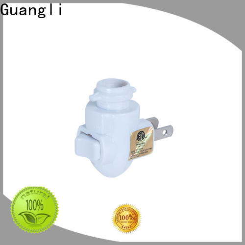 Guangli switch night light socket manufacturers for hallway