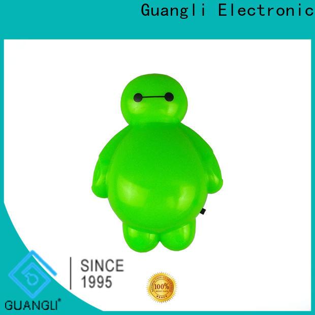 Guangli infrared plug in night light