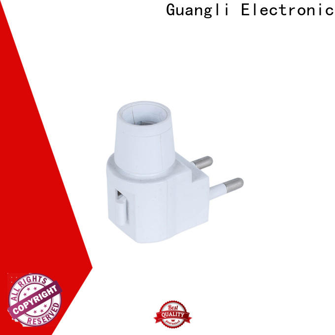 Guangli 3d night light base socket suppliers for bedroom