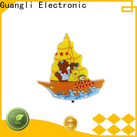 Guangli Custom wall night light for sale for bedroom