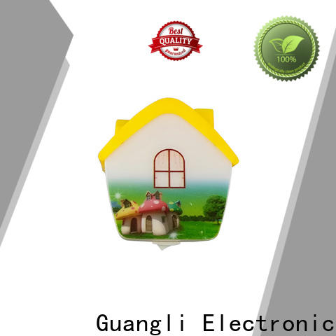 Guangli sleep kids plug in night light for sale for living room