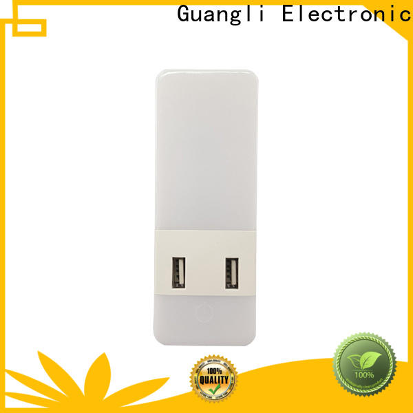 Guangli ac110v plug in night light