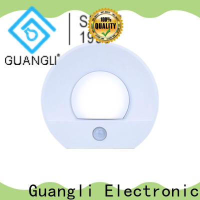 Guangli Best sensor night light company for indoor