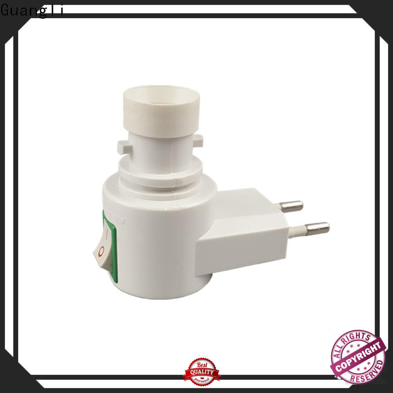 Guangli New night light socket manufacturers for bedroom