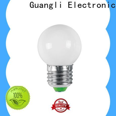 Guangli plastic electric light bulb company for bedroom
