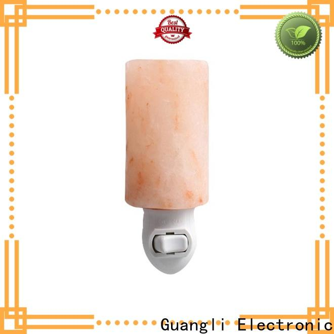 Guangli New himalayan night light company for home decoration