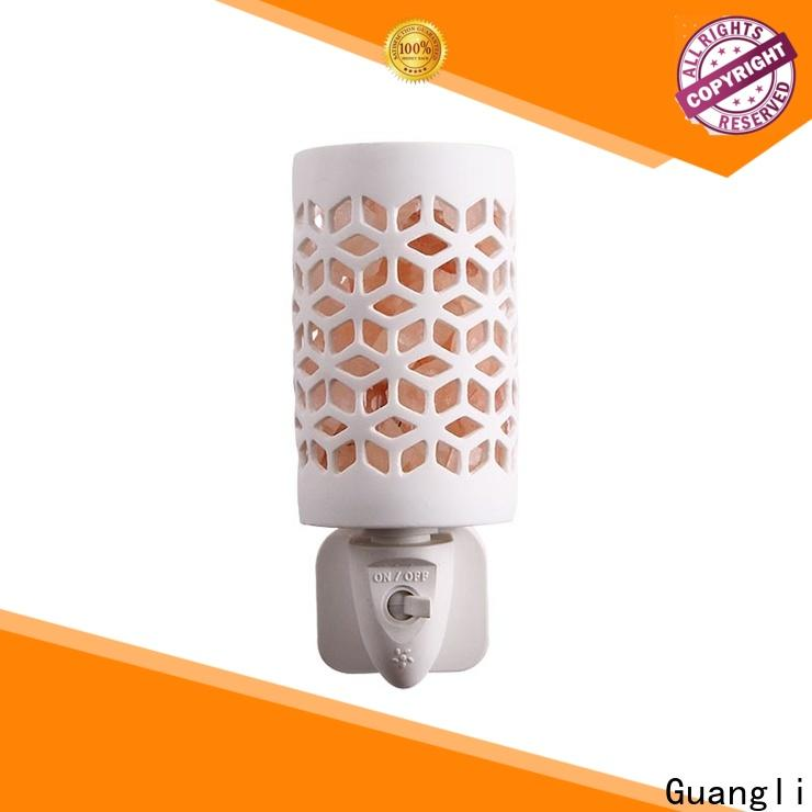 Guangli Custom himalayan night light manufacturers for Air Purifying