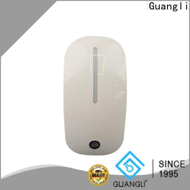 Guangli 220v plug in sensor night light manufacturers for bedroom