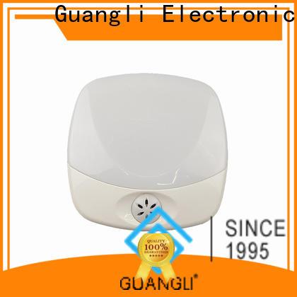 Guangli remote plug in night light