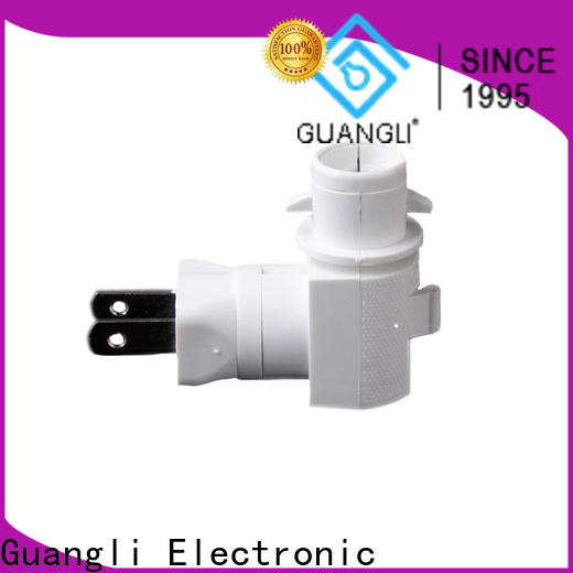 Guangli e12 plug in night light