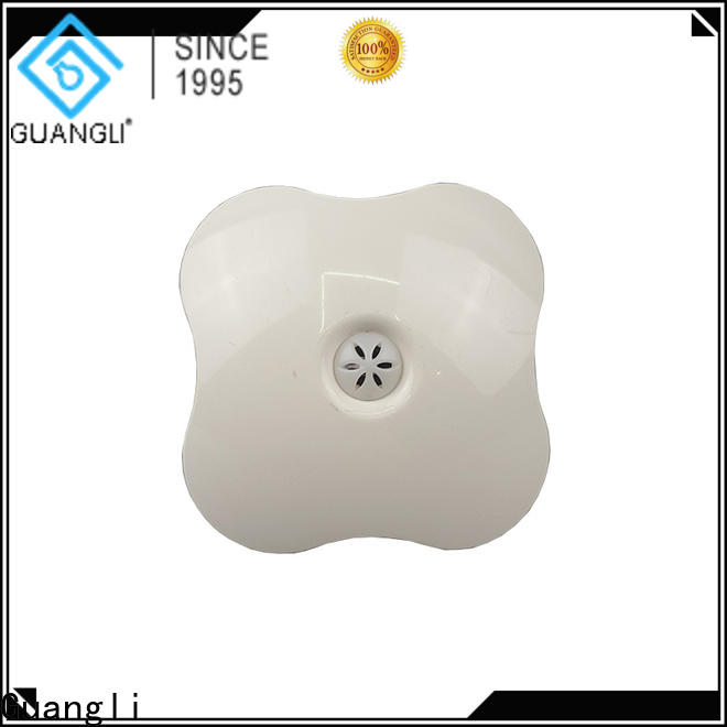 Guangli New plug in sensor night light for sale for indoor