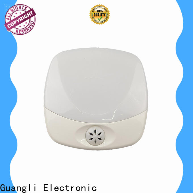Guangli Top light sensor night light manufacturers for living room