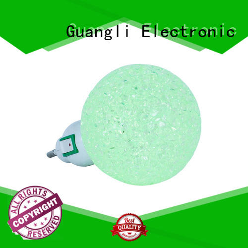 compact childrens plug in night light supplier for home decoration Guangli