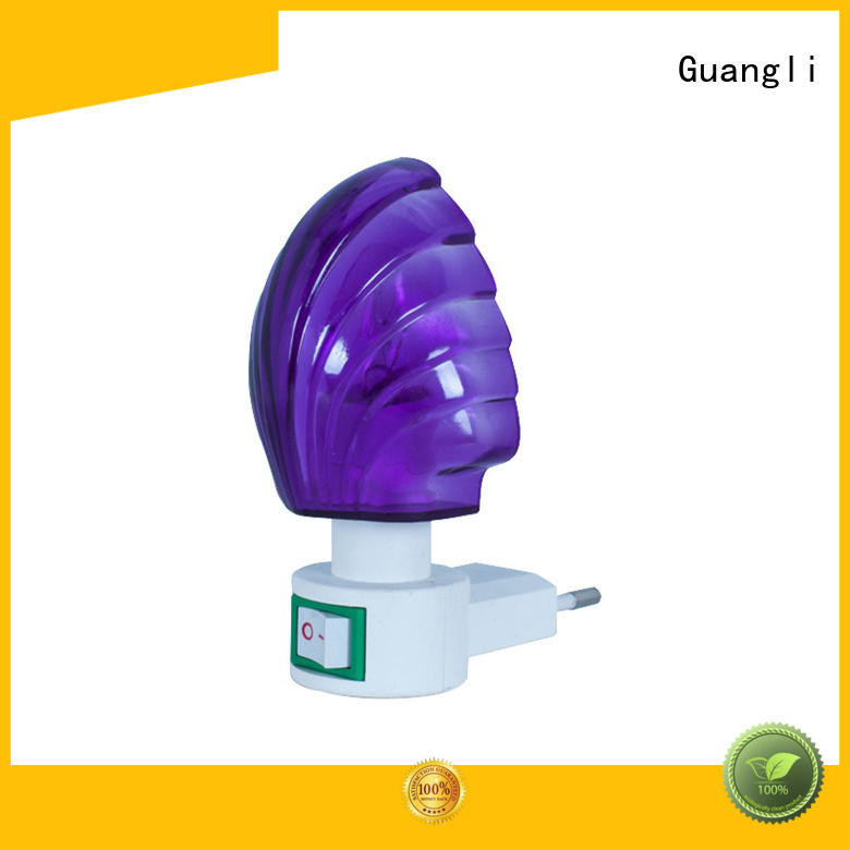 Guangli cost-effective kids plug in night light factory price for home decoration