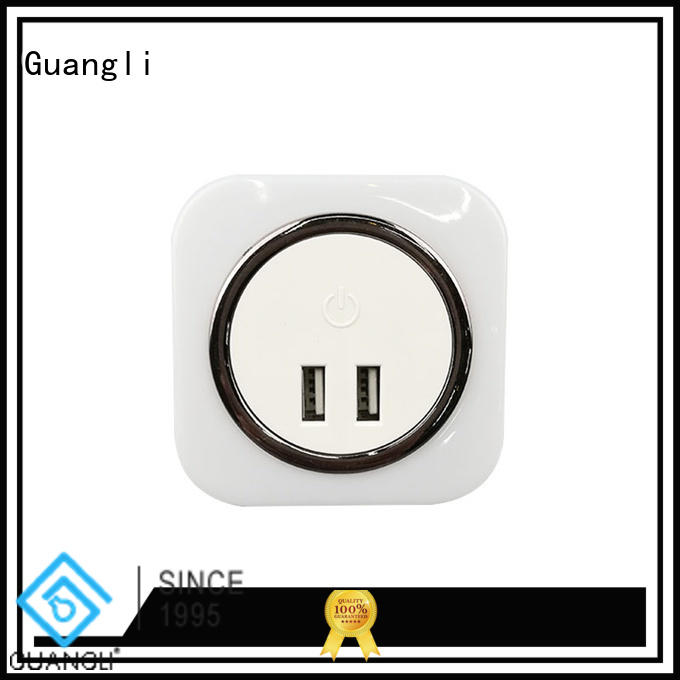 Guangli compact size sensor night light supplier for indoor