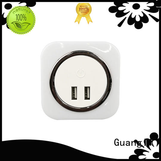 Guangli cost-effective light sensor night light directly sale for baby room