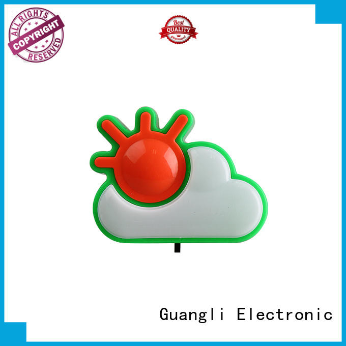 Guangli kids wall night light wholesale for home decoration