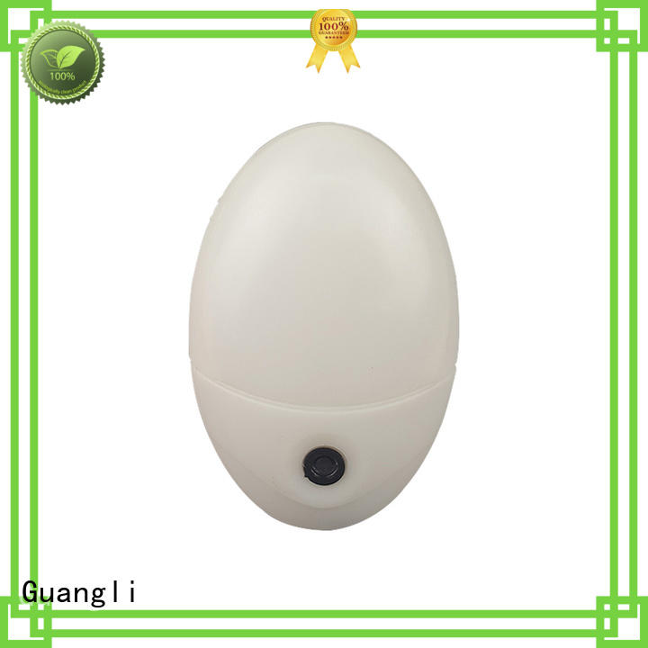 Guangli compact size sensor night lamp factory direct for baby room
