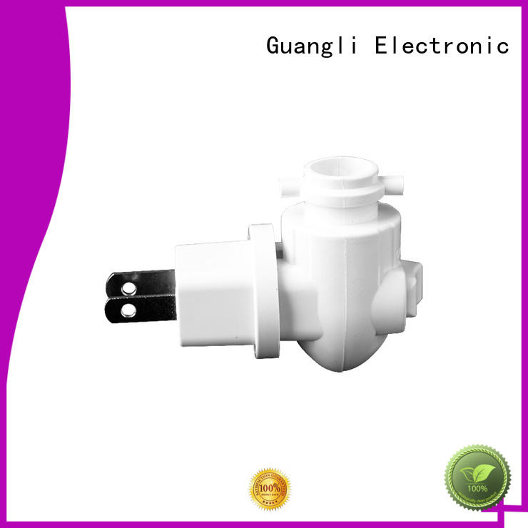 screw in light socket with On/Off switch for wall light Guangli