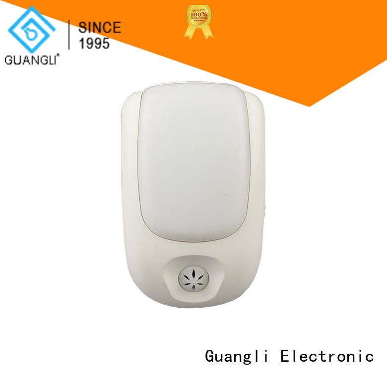 sensor night light with dimming function for indoor Guangli