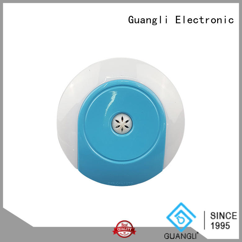 led sensor night light auto for indoor Guangli
