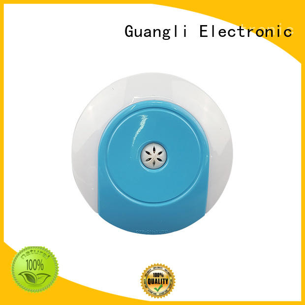 Guangli cost-effective light sensor night light supplier for living room