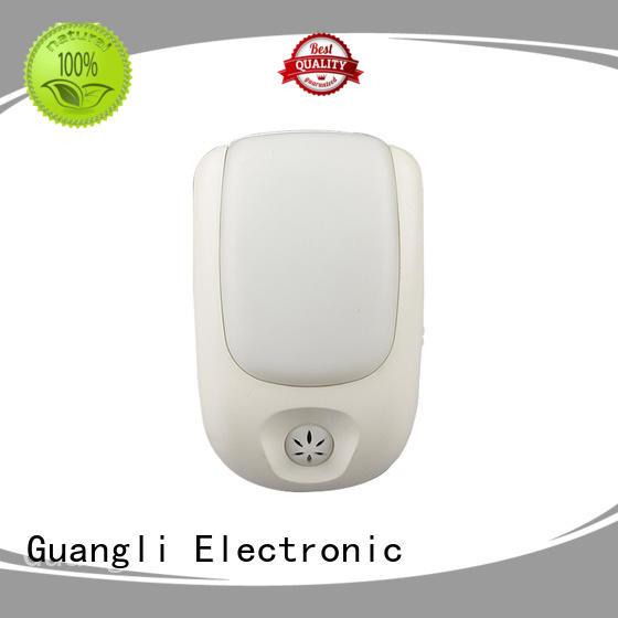 compact size light sensor night light factory direct for living room