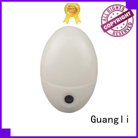Guangli plug in sensor night light with good price for living room