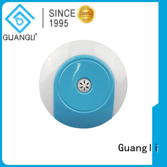 Guangli light sensor night light wholesale for living room