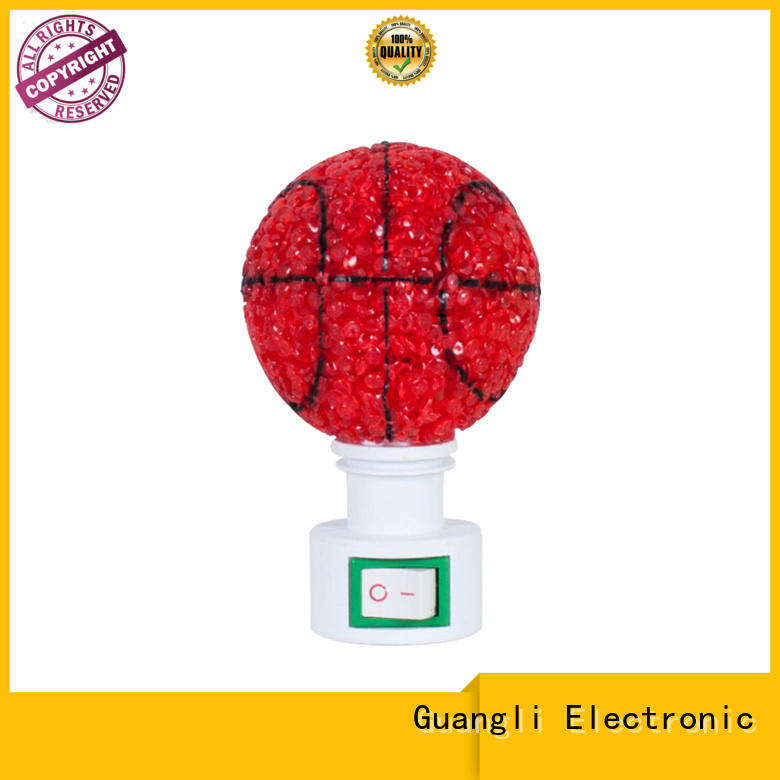 Guangli kids plug in night light directly sale for bedroom