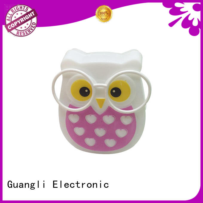 compact toddler night light manufacturer for home decoration Guangli