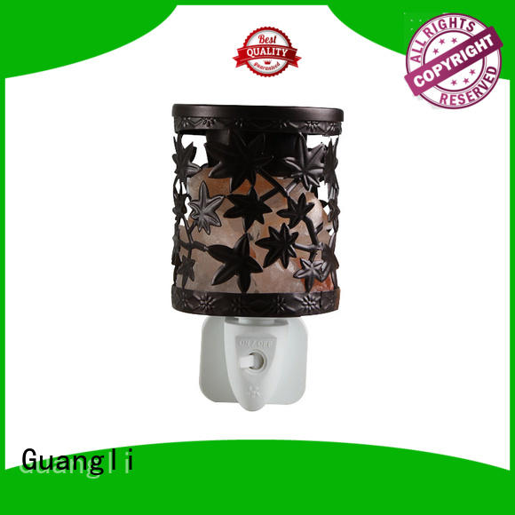Guangli New salt night light for business for improve sleeping