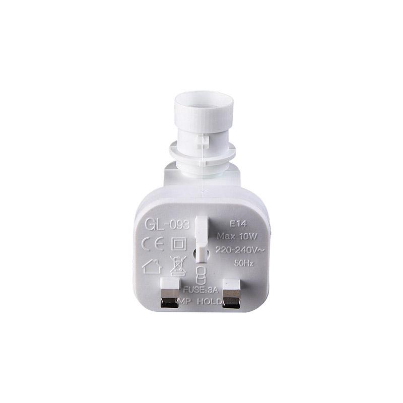 Guangli 220v110v night lamp socket factory for wall light-2