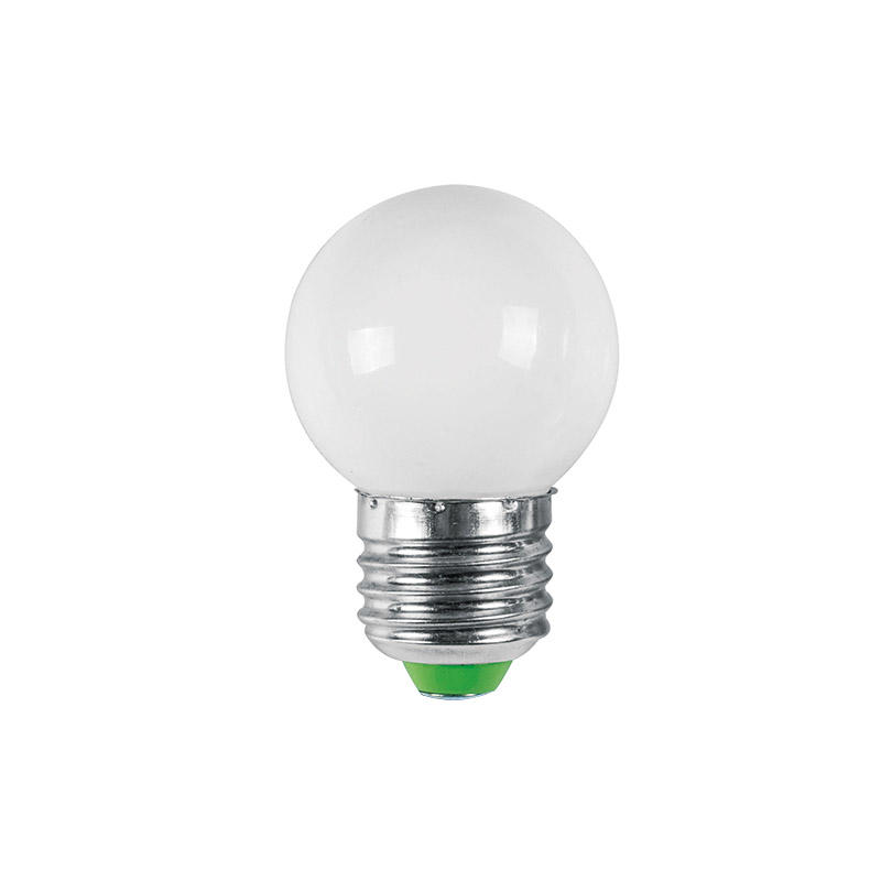 Colored Led Light Bulbs 0.5-1.5W E27/B22 for Bedrooms Holiday Decoration