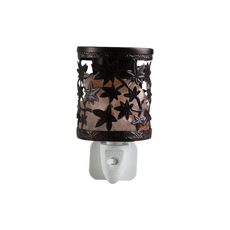 Exquisite Iron Natural Himalayan Night Light For Decoration And Lighting