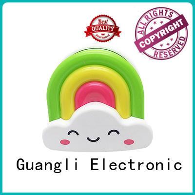 Guangli kids night light factory for living room