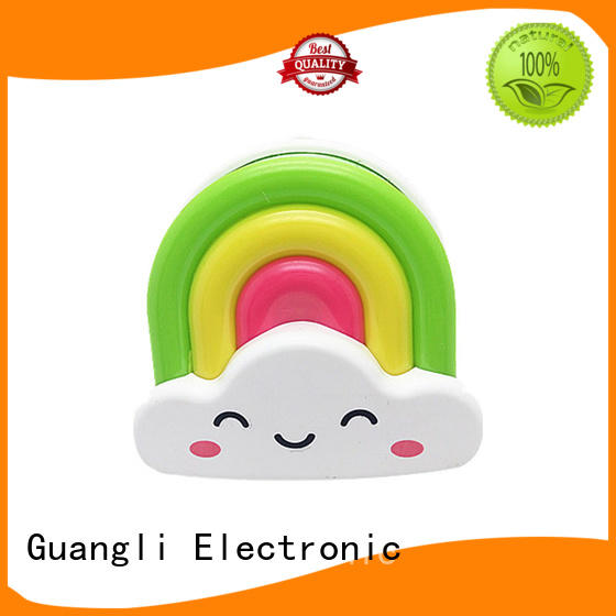Guangli affordable kids wall night light supplier for living room