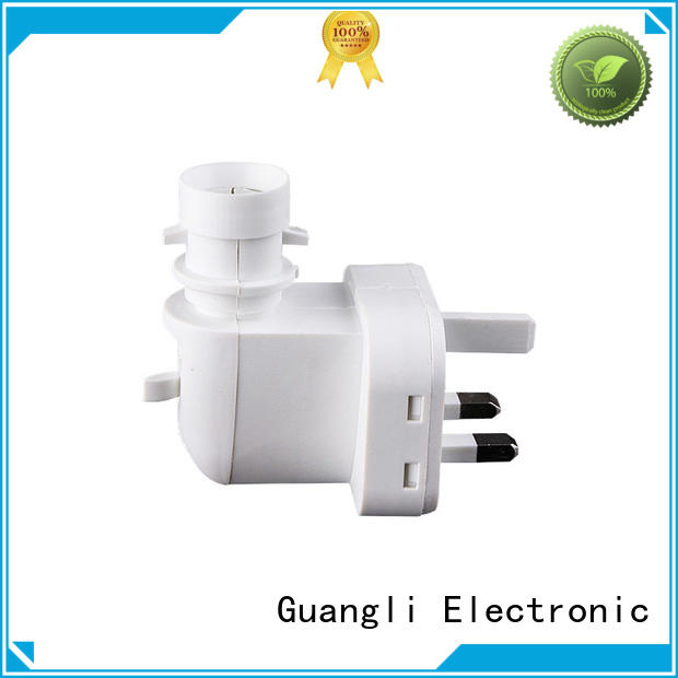 Guangli Latest night lamp socket Suppliers for wall light