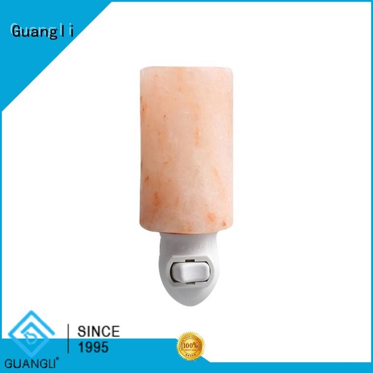 Guangli himalayan night light wholesale for Air Purifying