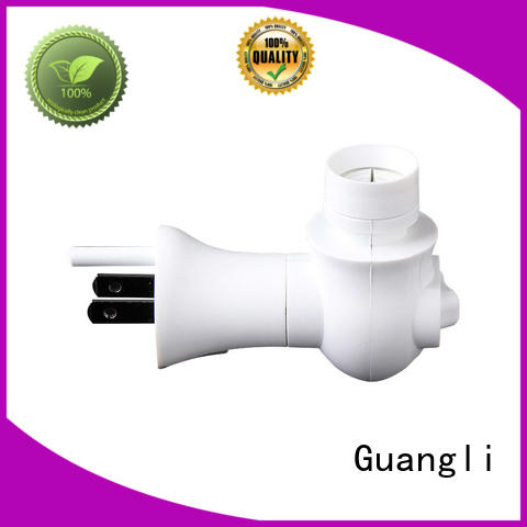 Guangli energy saving night light socket wholesale for bedroom
