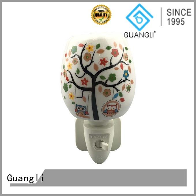 Guangli High-quality decorative plug in night lights company for bathroom