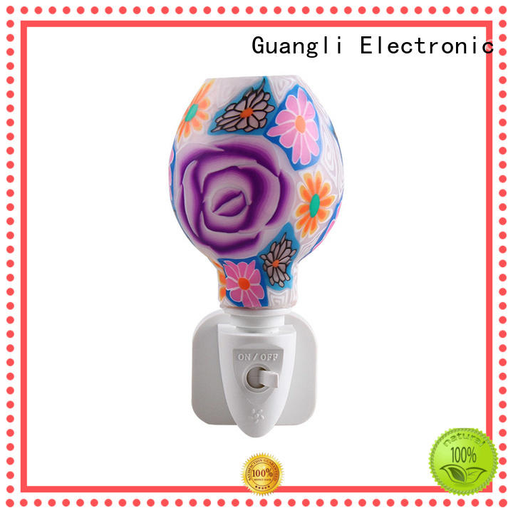 Guangli decorative plug in night lights manufacturers for living room