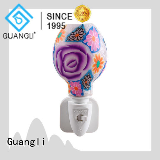 Guangli decorative night lights with good price for bedroom