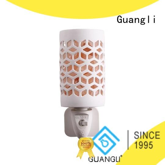 Guangli modern himalayan night light directly sale for bedroom