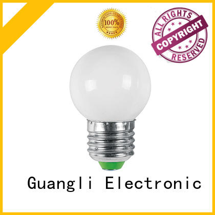 Guangli led light bulb directly sale for Christmas decoration