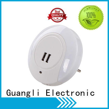 Guangli power saving light control night light wholesale for bedroom
