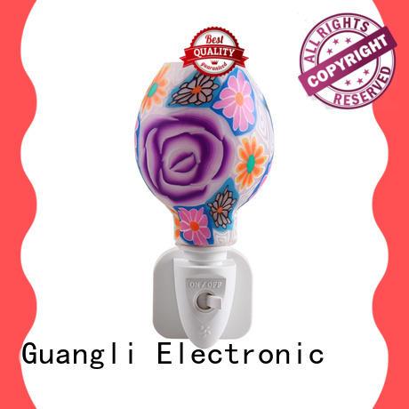cost-effective ceramic night lamp series Guangli