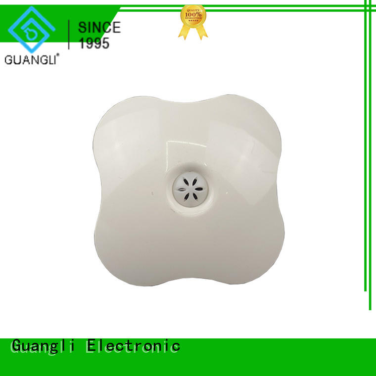 Guangli USB charger wall night light manufacturer for living room