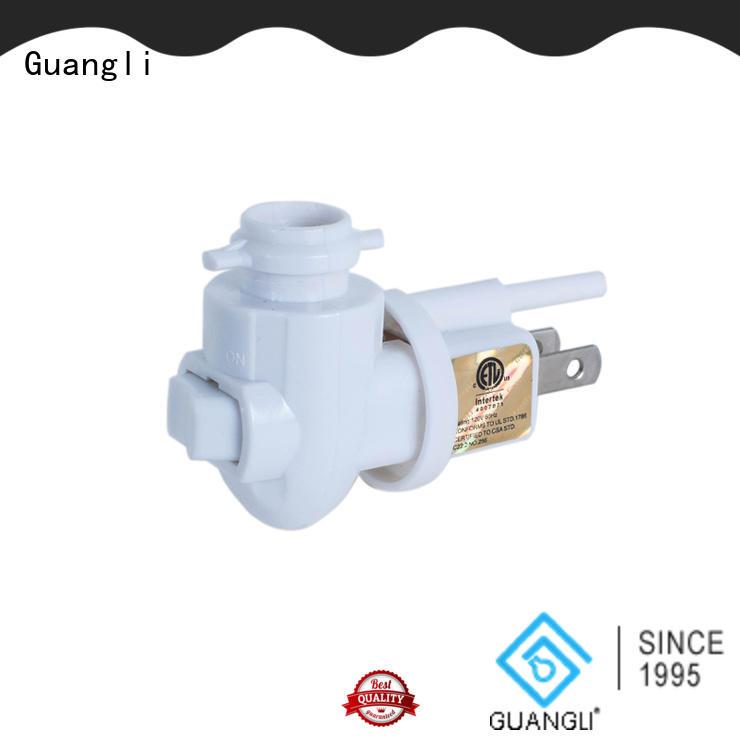 Guangli Custom night light base socket factory for bedroom
